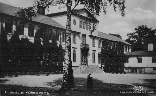 Friluftsskolan